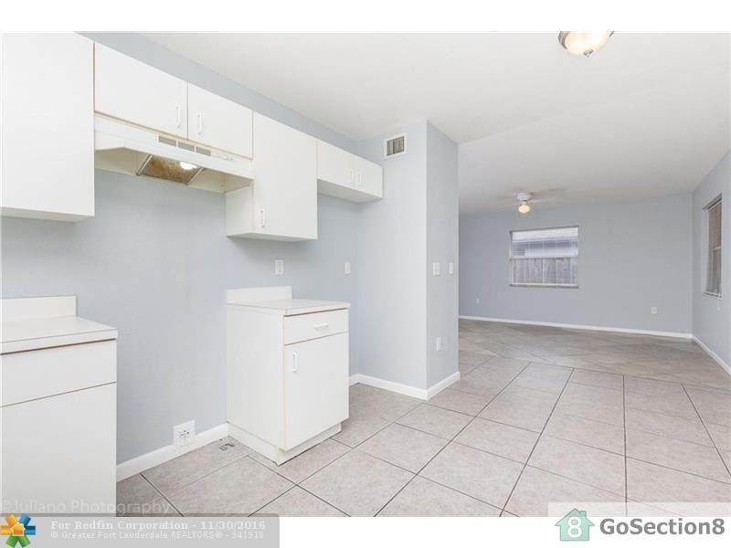 Four Bedroom TriPlex on NW 15th Street